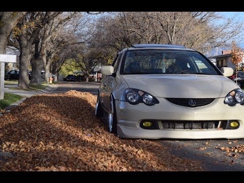 KEVIN'S STATIC ACURA RSX FULL VIDEO