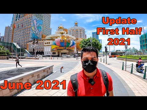 Macau 2021 - June Half Year Update
