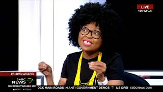 Ninow interview | Panel discussion on  Chantal Ninow's interview