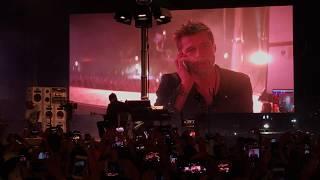 Frank Ocean feat. Brad Pitt 'Close To You' Live - FYF Fest 2017