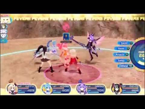 Superdimension Neptune VS Sega Hard Girls: A BeautifulBoring Play Through (43)  