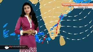 Weather Forecast for January 21: Winter chill to prevail in Delhi and rain in Bengaluru