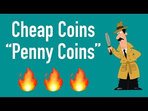 """Cheap """"Penny"""" Coins! Why Everyone Is Buying Them... Should You Too?"""