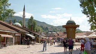 Tourisme de mémoire à Sarajevo