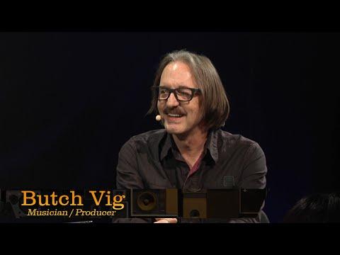 Producer Butch Vig - Pensado's Place #197