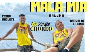 Maluma - Mala Mía Zumba Choreo by Cesar Moquete & Darvin De La Cruz