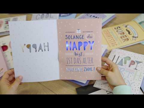 Musikkarte - 50 Happy Birthday 26187