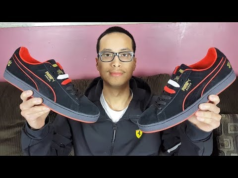 Than Expected! Puma Suede x FUBU Review