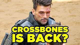 Avengers 4 CROSSBONES RETURNING? Frank Grillo Flashback Theory! #NewRockstarsNews