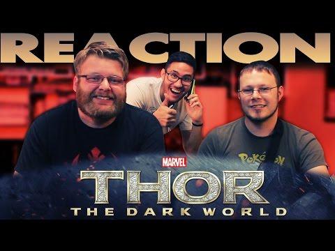 Thor: The Dark World Honest Trailer REACTION!!