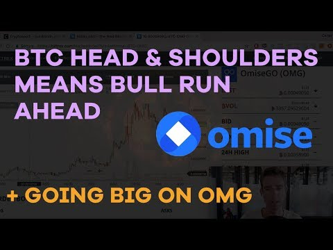 BTC Head & Shoulders + Going Big on OMG - Segwit, 0xProject, SafeEx, Trading Strategies - CMTV Ep 21