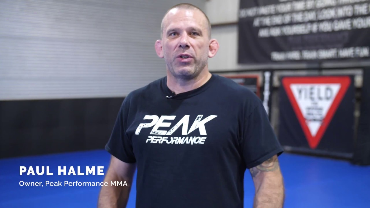 An Inside Look At Peak Performance MMA