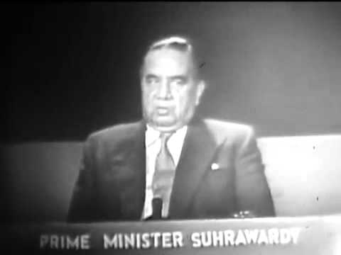 Opinion Maker: Interview with Prime Minister Huseyn Shaheed Suhrawardy of Pakistan