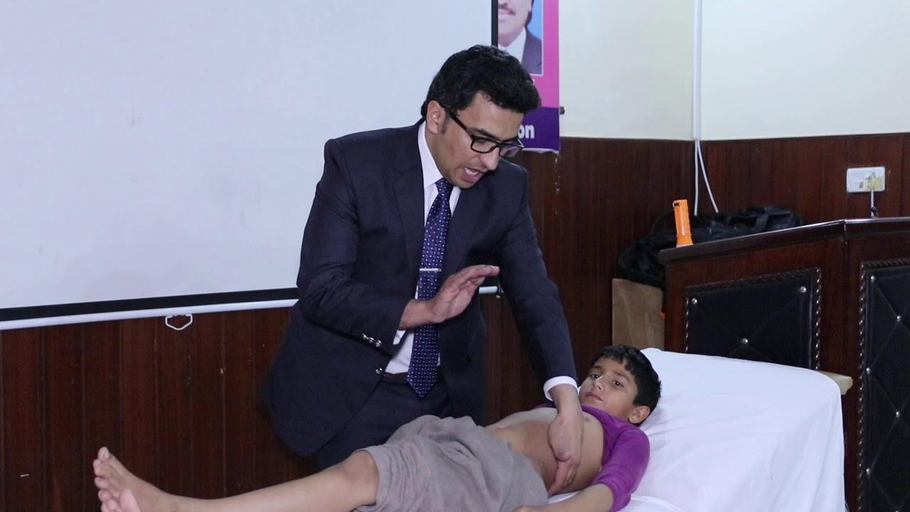 Abdominal Examination by Dr Junaid Jahangir Abbasi
