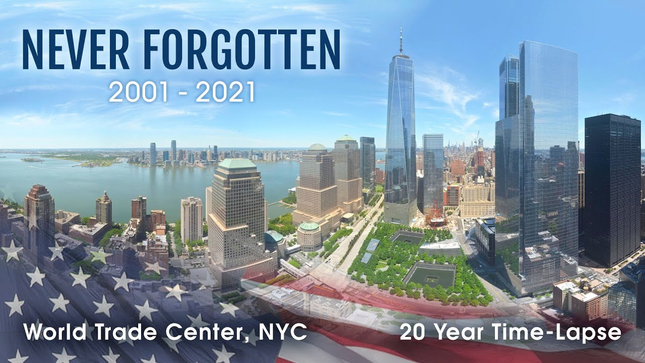 Download Official 20 Year Time-Lapse - Rebuilding the World Trade Center