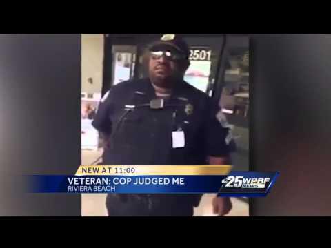 Fight between veteran,