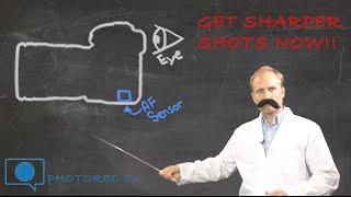 Video Fix your Autofocus System for Sharper Shots download MP3, 3GP, MP4, WEBM, AVI, FLV Oktober 2017