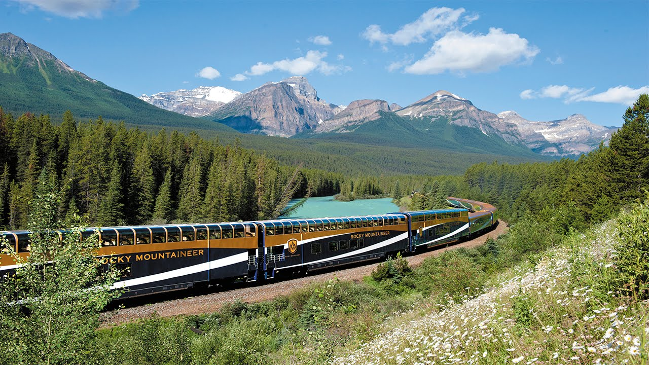 Image result for Rocky Mountaineer