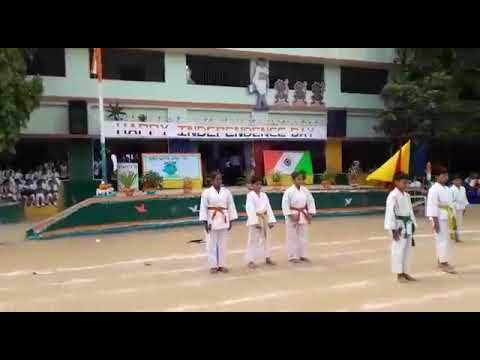 Kaarate St Mary's school masaurhi patna| Universal cultural