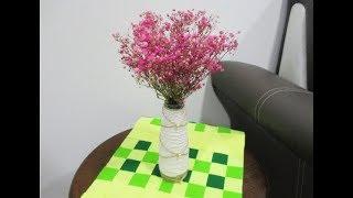 DIY : #244 Vintage Flower Vase ❤