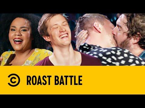 Roast Battle! Desiree Burch V Daniel Sloss & Joe Lycett V Nick Helm   Made In The UK