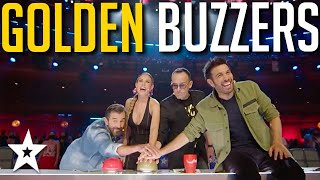 TOP TEN GOLDEN BUZZERS on Spain's Got Talent 2021 | Got Talent Global