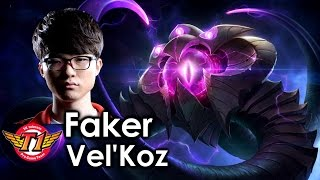 Faker picks Vel