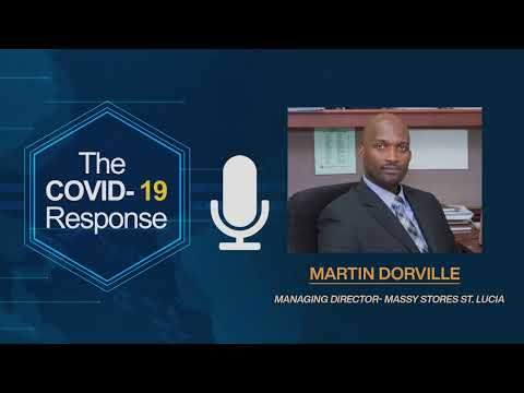Saint Lucia's Response To COVID-19: Morning Update With Martin Dorville #FightingCOVID19SaintLucia