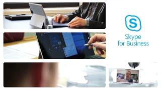 Skype for Business - Hoe werkt Skype for business voor INTO?