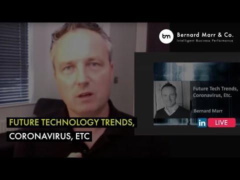 .技術趨勢:有助於對抗 COVID-19 的安控技術