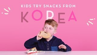 Baixar Korean Snacks | Kids Try | HiHo Kids