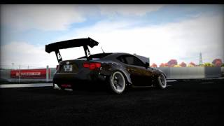 LFS TOYOTA GT86 ROCKET BUNNY BATMAN TRAİLER