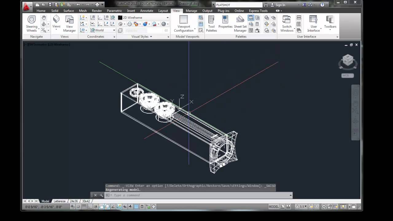 Bestcadtips 1039 Importing 3d Step Files To Autocad Youtube
