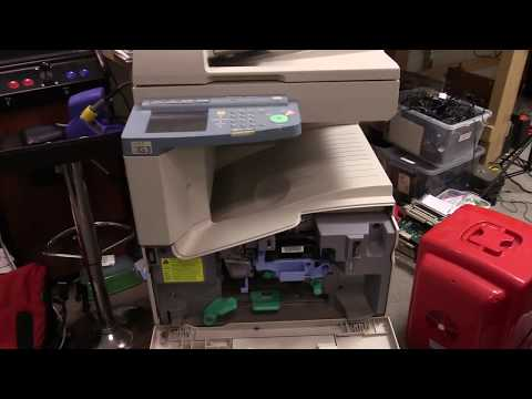 Dumpster Find: Canon Photocopier