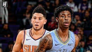 Memphis Grizzlies vs Phoenix Suns - Full Game Highlights | December 11, 2019 | 2019-20 NBA Season