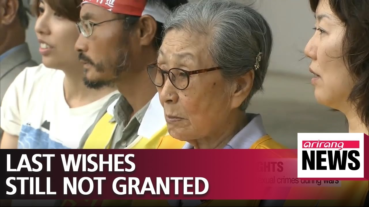 Two Korean victims of Japan's WW2 sexual slavery die, including respected activist
