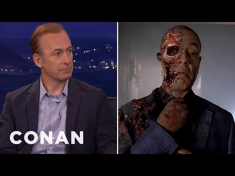 Bob Odenkirk Really Wants Gus Fring To Return   CONAN on TBS