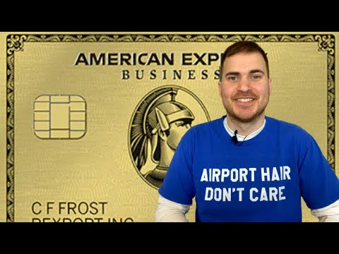 American Express Business Gold Card Review [2020]