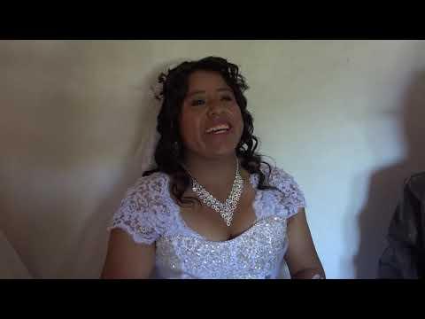 MATRIMONIO DEL AÑO DE NILO Y NELLY  EN MATAQUITA JANGAS HUARAZ  22_06_2019