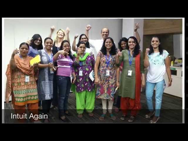 Awesome Communities at Intuit India - YouTube