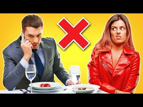 Bad Cell Phone Etiquette? Modern Man's Manners Guide | RMRS Style Videos