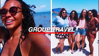 12 TIPS TO SURVIVE GROUP TRAVEL