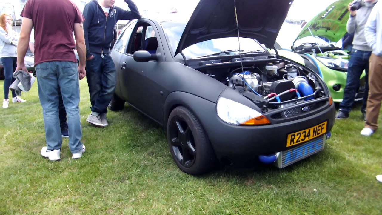 Ford Ka Zetec Turbo Ford Fair