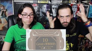 10 GAME OF THRONES THEORIES THAT WILL BLOW YOUR MIND (AllTime10s) Reaction & Discussion!!!