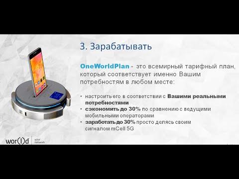 Марктетинг план компании World