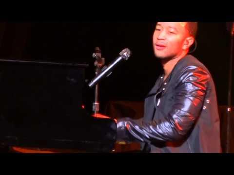 John Legend - Save The Night live at Allphones Arena Sydney 2013