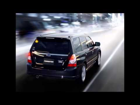 2005 Subaru Forester Cross Sports Youtube