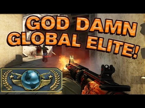 Global Elite God Damn! - CS GO