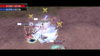 Silkroad Online Full int pvp Spear 12d vs 12d SUn rogue cleric