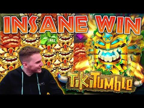 INSANE WIN On Tiki Tumble Slot - £4 Bet